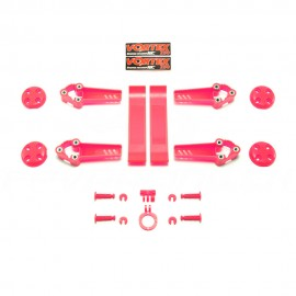 Vortex 250 PRO Pimp Kit Hot Pink