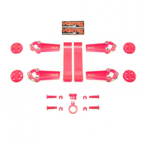 Vortex 250 PRO Pimp Kit Hot Pink