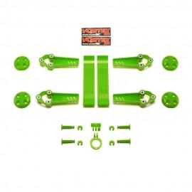 Vortex 250 PRO Pimp Kit Lime Green