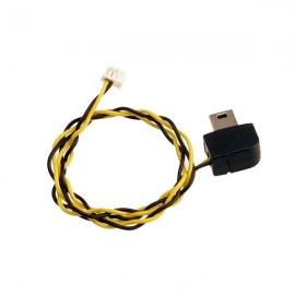 Geschirmtes GoPro Tx-Kabel (3p JST)