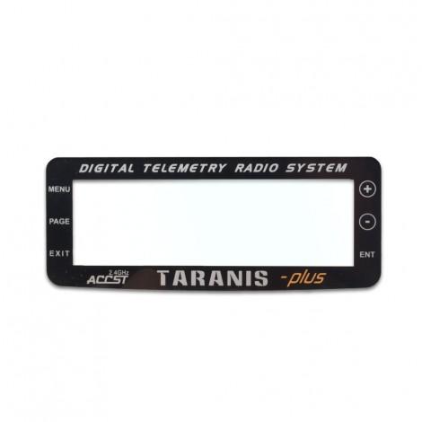 FrSky Taranis - LCD Klarsicht Abdeckung