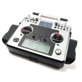 FrSky Taranis X9E 2.4GHz ACCST Pultsender (Mode 2) mit Transporttasche