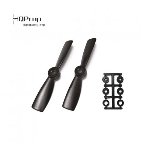 HQProp 4x4.5 BN CW Propeller - Schwarz
