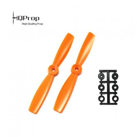 HQProp 5x4.5 Bullnose CCW Propeller - Orange