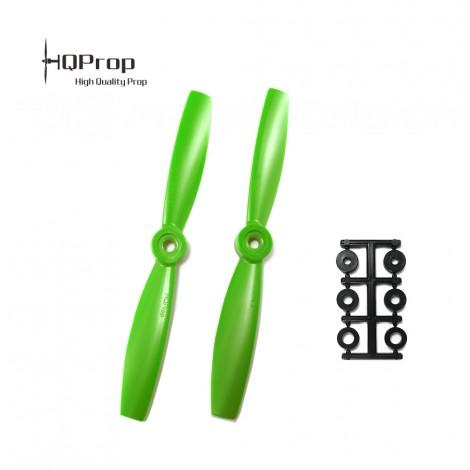HQProp 5.5x4.5 Bullnose CCW Propeller - Green