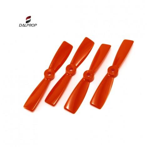 DALPROP 4045 Bullnose (2 x CW + 2 x CCW) Red