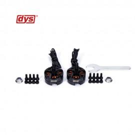 DYS MR2304-2150KV (Set mit 2 Motoren)