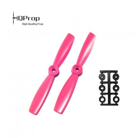 HQProp 5x4.5 Bullnose CCW Propeller - Pink