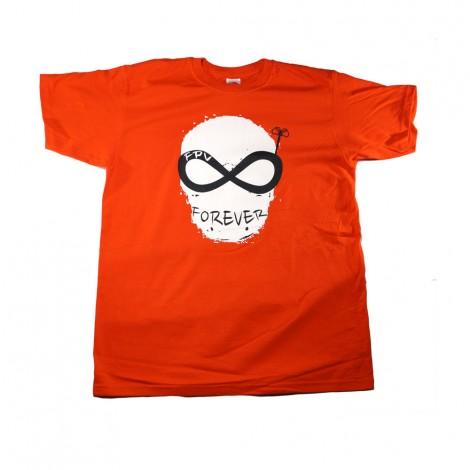 """T-Shirt """"FPV forever"""""""