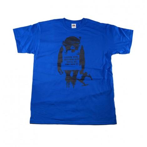 """T-Shirt """"Laugh now"""""""