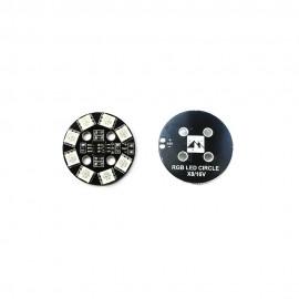 Matek - RGB LED CIRCLE X8 -16V
