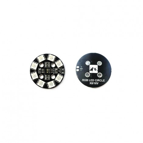 Matek - RGB LED CIRCLE X8 -16V