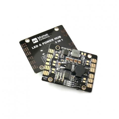 Matek - LED und Power HUB 5in1 V3