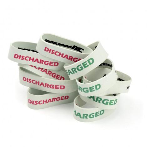 Charge / Discharge Gummiband