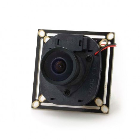 Night vision IR 1/3-inch CMOS Video Kamera (PAL)