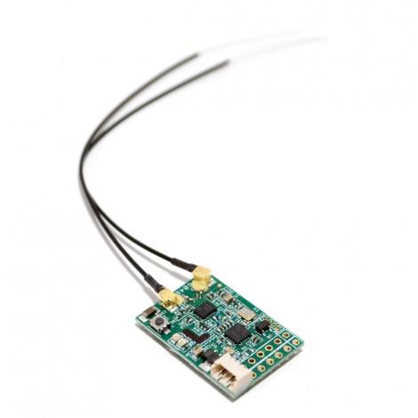 FrSky X4R-SB 3/16ch 2.4Ghz ACCST Receiver (mit Telemetry) - Nackt