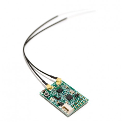 FrSky X4RSB 3/16ch 2.4Ghz ACCST Receiver (w/telemetry) - Naked