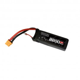 VCANZ 2200mAh 4s 75C LiPo Batterie (XT60)