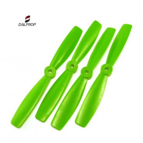 DALPROP 6045 Bullnose (2 x CW + 2 x CCW) Grün