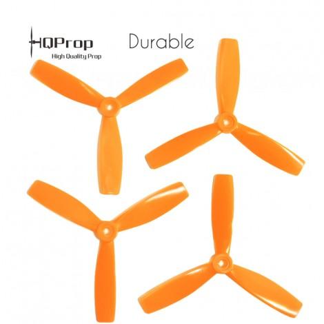 HQProp 5x4.6x3 Durable - Orange