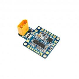 Matek - HUBOSD8 X mit STOSD8, Stromsensor & Dual BEC