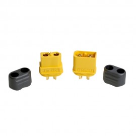 XT60 Male Female Bullet Connectors Plugs with cover