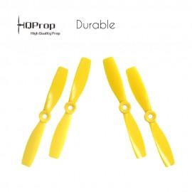 HQProp 5x4.6 Durable Propeller - Gelb