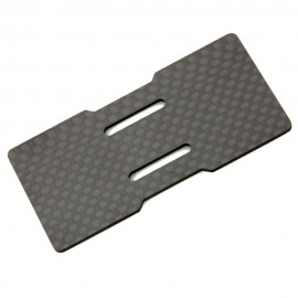 QAV-X Carbon Fiber Battery Protector Plate