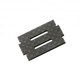 QAV-X Carbonfaser HD Cam Befestigungsplatte