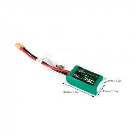 ACEHE 850mAh 3S 75C LiPo (XT60)