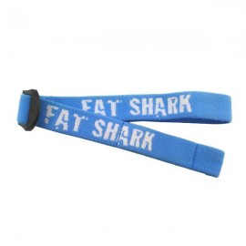 Fat Shark Kopfband (Blau)