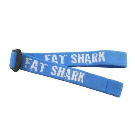 Fat Shark Kopfband (Blau)