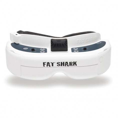 Fat Shark Dominator HD V3 Videobrille