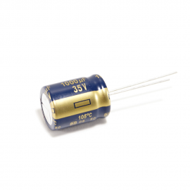 1000 uF, 35VDC - Low ESR Capacitor