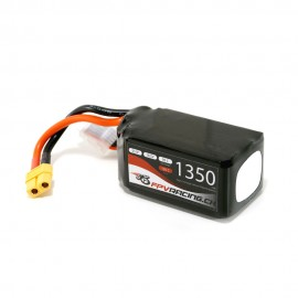 FPVRacing.ch 1350mAh 5s 95C Lipo Battery (XT60)