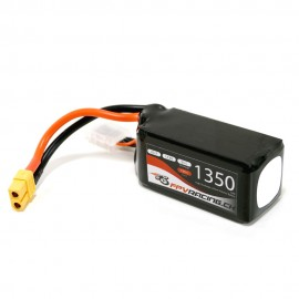 FPVRacing.ch 1350mAh 4s 95C Lipo Battery (XT60)