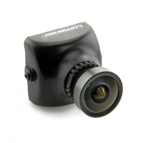 Lumenier CM-650 Mini - 650TVL, 2.1mm Linse, Top Connector