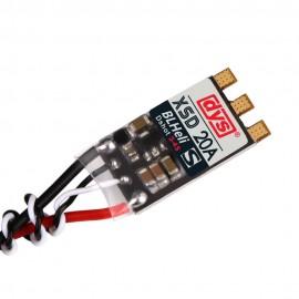 DYS XSD20A Mini ESC mit BLHeli_S und Dshot