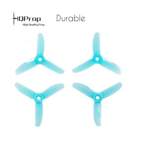HQProp 3x3x3 Durable Propeller - Licht Blau