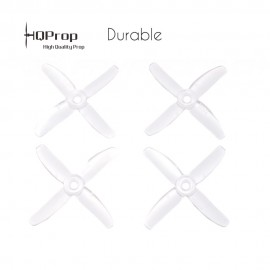 HQProp 3x3x4 Durable Propeller - Clear