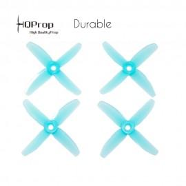 HQProp 3x3x4 Durable Propeller - Licht Blau