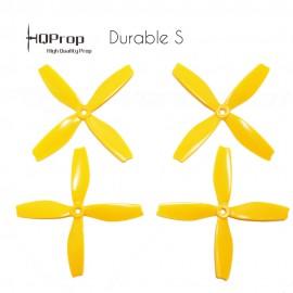 HQProp DPS 5x4x4 Durable S Propeller - Gelb