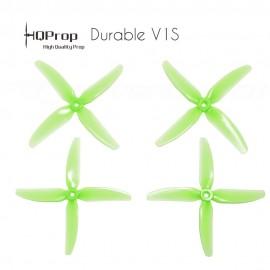 HQProp DP 5x4x4 Durable V1S PC Propeller - Licht Grün