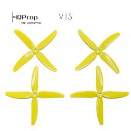 HQProp 5x4x4 V1S Propeller - Gelb (Mr Steele)