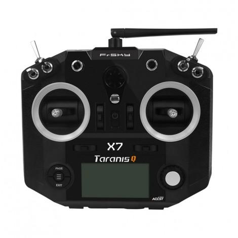 FrSky Taranis Q X7 2.4GHz 16CH Transmitter (Schwarz)