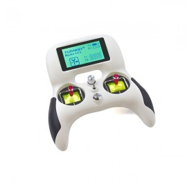 Turnigy Evolution 2.4GHz Transmitter & Receiver (Mode 2) - Weiss