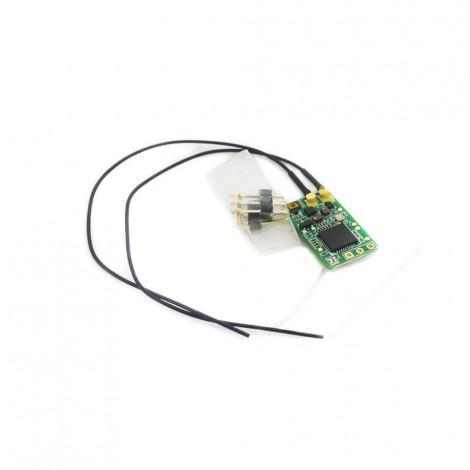 FrSky XM+ 2.4GHz 16CH ACCST Receiver S-Bus