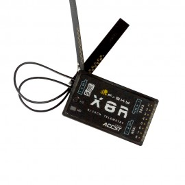 FrSky X8R 8/16Ch S.BUS ACCST Telemetry Receiver W/Smart Port