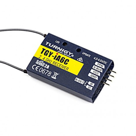 Turnigy iA6C PPM / S-Bus 2.4 GHz Empfänger