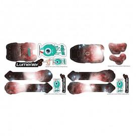 QAV-SKITZO Dark Matter Sticker Set - Orion